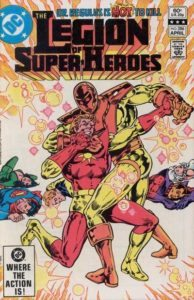 Love for The Legion of Super-Heroes!