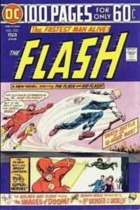 100 Pages of The Flash and Long Box Update!