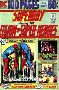 100 Pages of Superboy & the Legion!