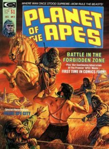 It's Planet of the Apes Week!