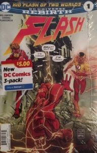 Wally West meets Wally West!