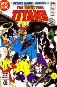 Reminiscing About the Good Old Days of the New Teen Titans