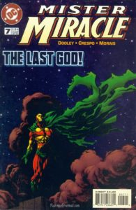 Cool Comics Letters and a Miracle!