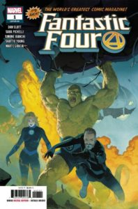 Fantastic Four is Back, and What Happens When Warlord Fights Kull?
