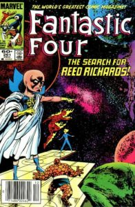 How Many Times Has Reed Richards Gone Missing?