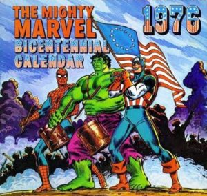 Tony Stark is Back & Cool Comics Remembers the Bicentennial!