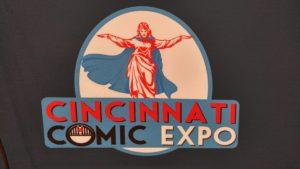 Cincinnati Comic Expo Extravaganza!