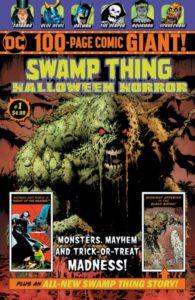 Dark Shadows & Swamp Thing, Believe It or Not!